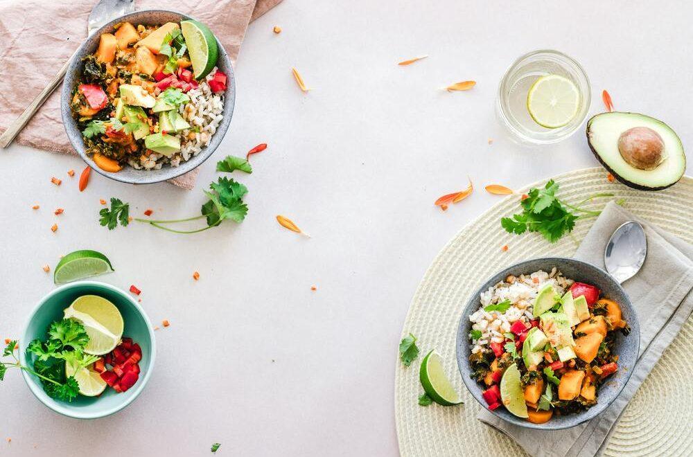 eitwitrijke voeding koolhydraten sport